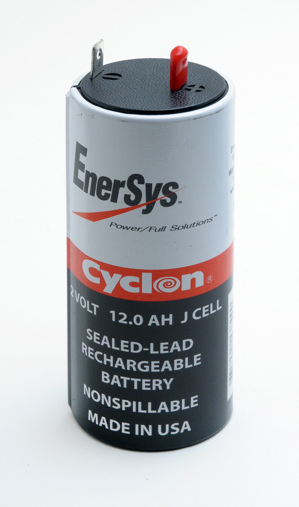 Enersys 6V 8Ah F6.35 E Cell Akku Cyclon Enersys 0859-0012 Monobloc
