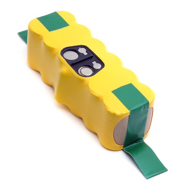 Par Batterie(s). Une charge compl�te de batterie permet au Roomba de foncti