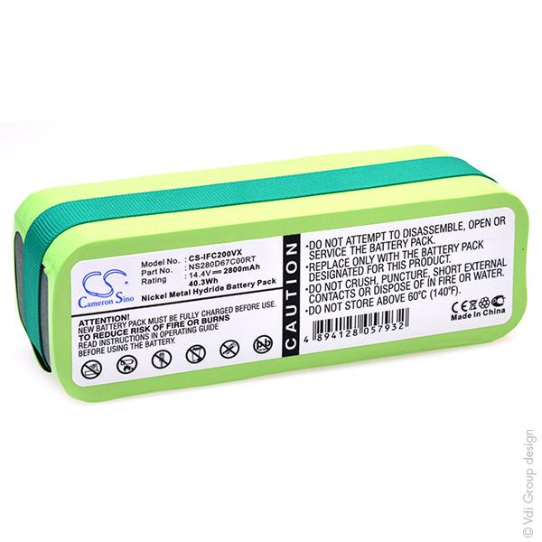 Par Batterie(s). Origin : China Cette batterie neuve est assembl�e avec des