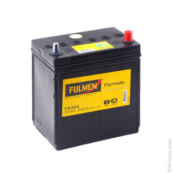 Batterie 12V 35Ah pour Daihatsu Cuore I 05 101980 091985