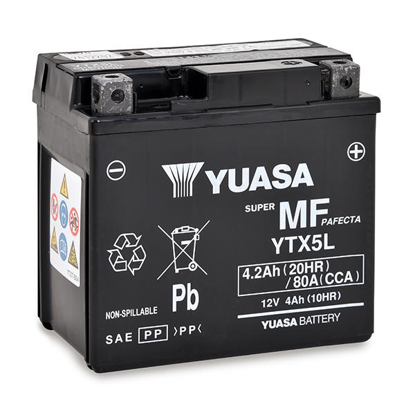 Batterie 12V 4Ah pour Husaberg 600 FE ES 600ENDURO 1996 1999
