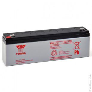 Batterie plomb AGM NP2.1-12 12V 2.1Ah - AMP9212