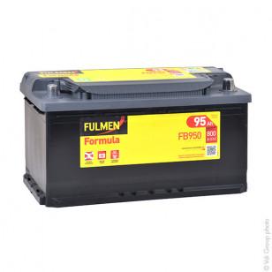 Batterie de démarrage FB950 12V 95Ah 800A - BPA7034