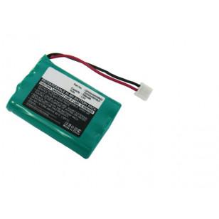 Batterie téléphone fixe 3.6V 700mAh Conn - TGH9028