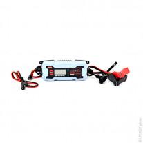 Chargeur plomb LCD 6-12V/0.8A-3.8A 230V NX EU (Intelligent)