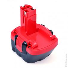 Batterie outillage électroportatif pour Bosch 12 V BOSCH 3360 NimH