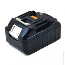 Batterie outillage électroportatif pour Makita