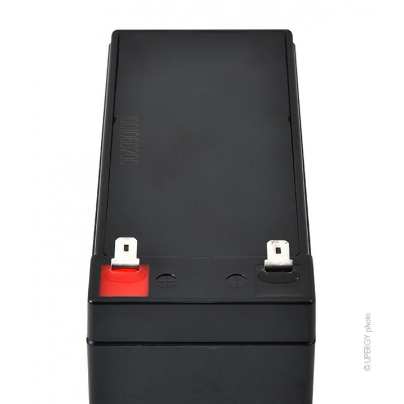 Batterie onduleur (ASI) pour APC by SCHNEIDER ELECTRIC SMT1500RMI2U - AMP90106