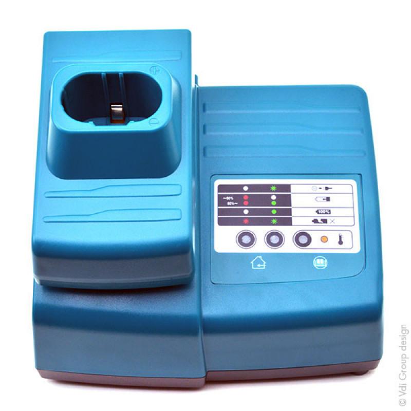 Chargeur outillage électroportatif pour Makita 12 V BTW120 - CEH9106