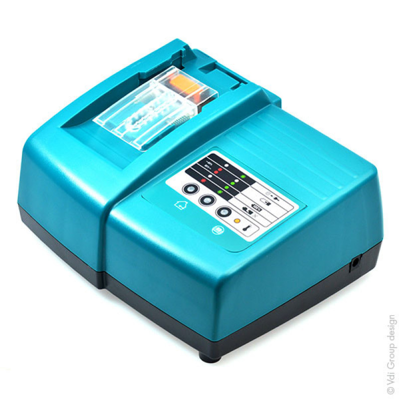 Chargeur outillage électroportatif pour Makita 12 V BFL081F - CEH9106