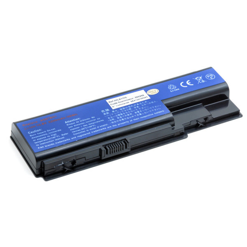 Batterie ordinateur portable pour Acer Aspire 7730 series - IML91170