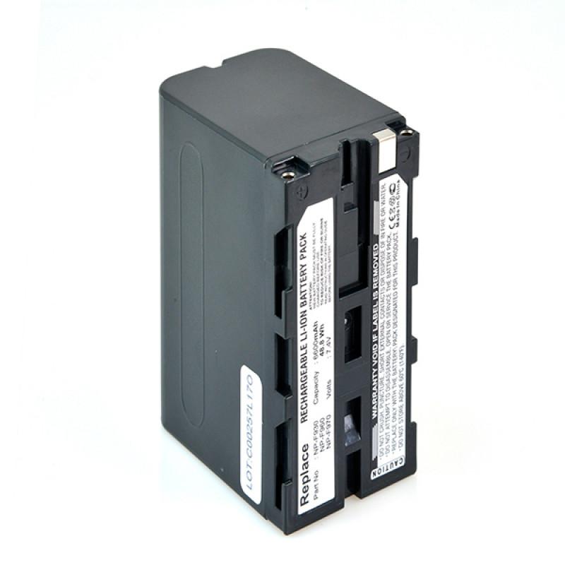 Batterie caméscope pour Sony GV-D200 (Video Walkman) - VML9038