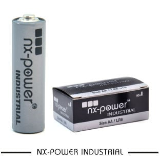 pile-alcaline-nx-power industrial